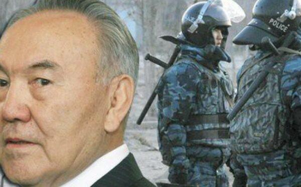 Казахстанські спецслужби на варті Назарбаєвського режиму