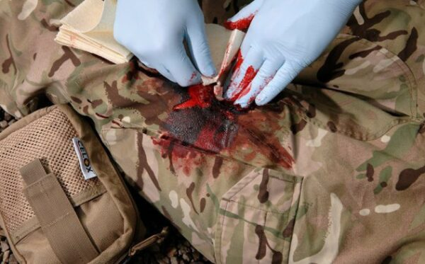 Кровоспинний засіб переданий Національній гвардії