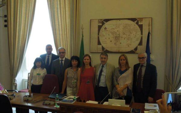 Про ситуацію в Україні в італійській Комісії із закордонних справ