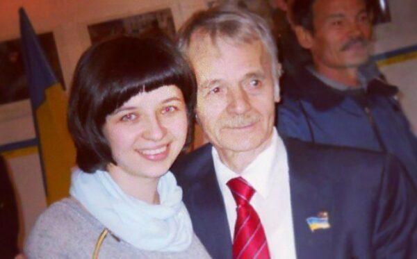 Зустріч з Мустафою Джемілєвим