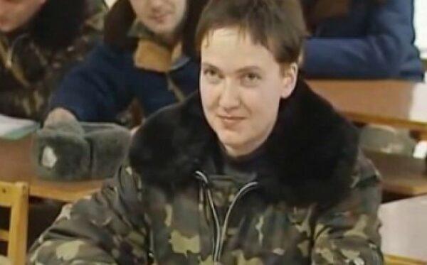 Надія Савченко – в'язень сумління