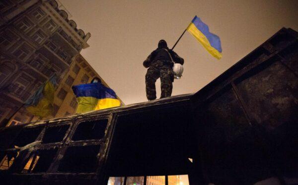 Варшавські урочистості з нагоди річниці Євромайдану