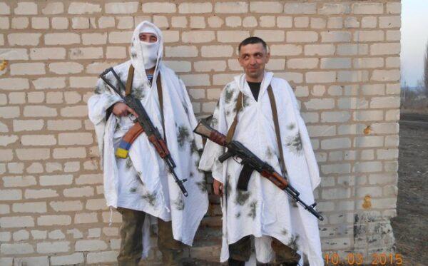 Маскувальні халати для українських військових