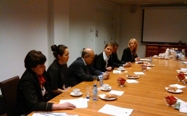Заходи у Брюсселі, присвячені правам людини в Центральній Азії