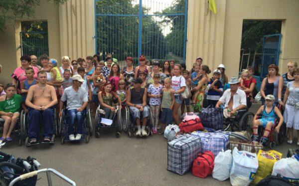 Звіт: Забезпечення прав внутрішньо переміщених осіб в Україні