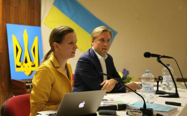 Фундація «Відкритий Діалог» була гостем на Загальних зборах Світового Конгресу Українців у Мадриді