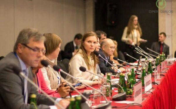 Фундація «Відкритий Діалог» про зловживання механізмами Інтерполу на конференції ОБСЄ з огляду виконання зобов'язань у сфері людського виміру