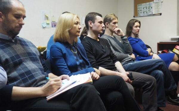 У київському офісі Фундації «Відкритий Діалог» розпочалася серія зустрічей «Відкрита платформа досвіду»