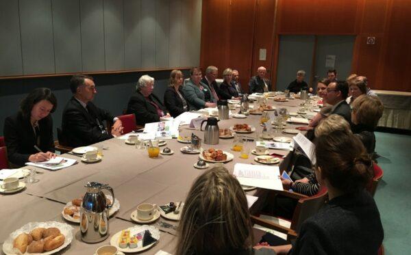 Захід у Європейському парламенті про свободу преси і ЗМІ в Казахстані