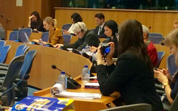 «Український тиждень» у Європарламенті. Дискусії про майбутнє України