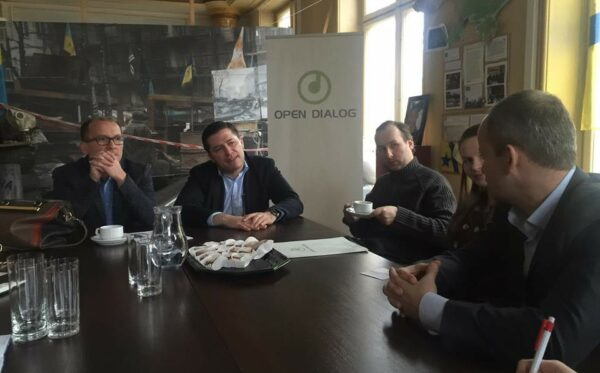 Польсько-українська співпраця у медичній сфері. Зустріч в «Українському світі»