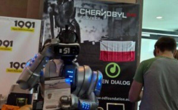 Chernobyl VR Project представлений на конференції InnoTech Україна
