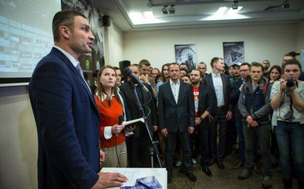 Аншлаг в Музеї історії Києва на світовій прем'єрі віртуального музею Чорнобиля