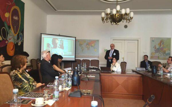 У Празі про заручників Кремля – презентація звіту Фундації «Відкритий Діалог»