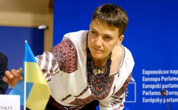 Пріоритет прав людини над економічними інтересами. Надія Савченко з візитом до ЄП