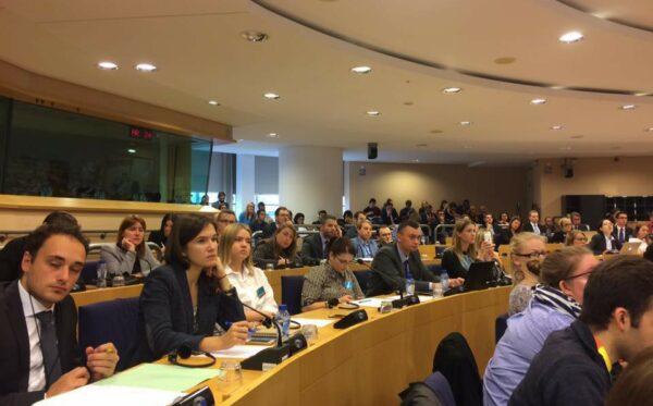 Дебати в Європарламенті на тему Мінських угод, відносин між Росією і Європейським Союзом і ролі накладення санкцій