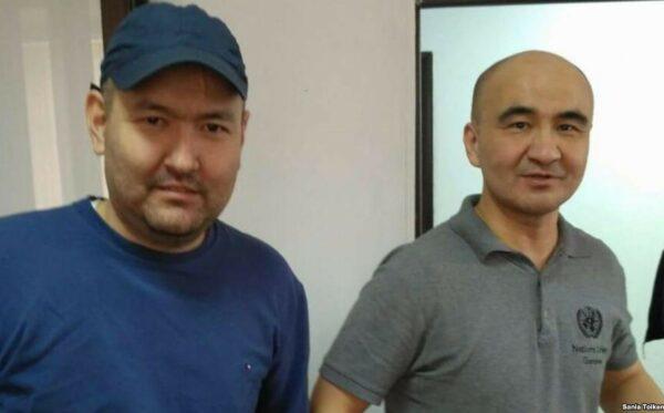 Казахстан: Макса Бокаєва і Талгата Аяна засудили до 5 років в'язниці за участь у мирному мітингу