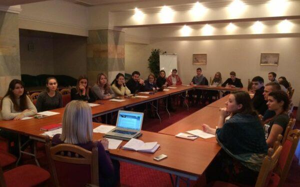 Звіт за підсумками навчальної поїздки в Київ