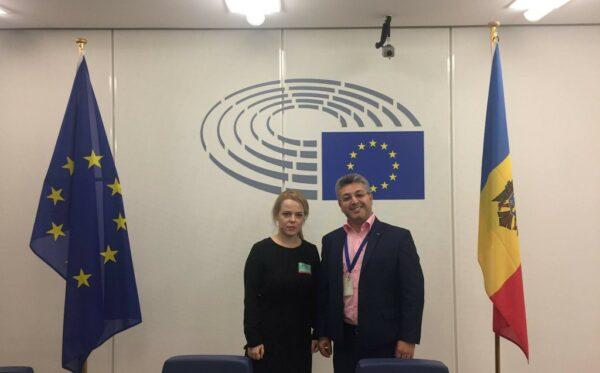 Підтримка громадянського суспільства Молдови – зустрічі у ЄП і в ПАРЄ