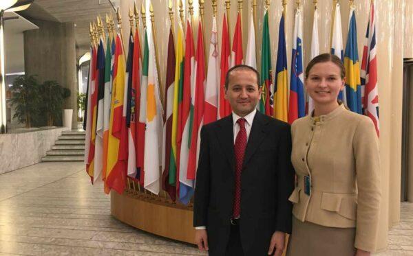 Фундація обговорила дотримання прав людини в Казахстані на засіданні Європейського парламенту та у Раді Європи