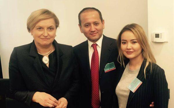 Фундація обговорила дотримання прав людини в Казахстані на засіданні ЄП та у Раді Європи