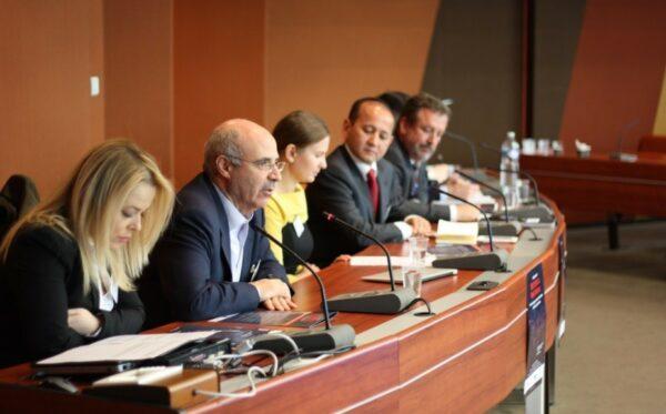 Фундація «Відкритий Діалог» обговорила зловживання червоними повідомленнями Інтерполу з учасниками засідання ПАРЄ