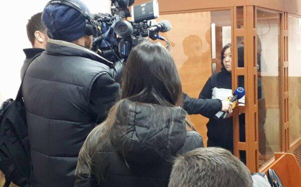 22 листопада суд розгляне апеляцію на екстрадиційний арешт Жанари Ахметової