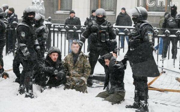 Відкрите звернення у зв'язку з порушенням прав людини при ліквідації наметового містечка під стінами Верховної Ради України