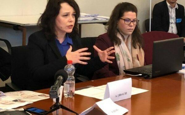 Молдова: Суд з порушенням права на захист видав ордер на арешт адвоката Анни Урсакі