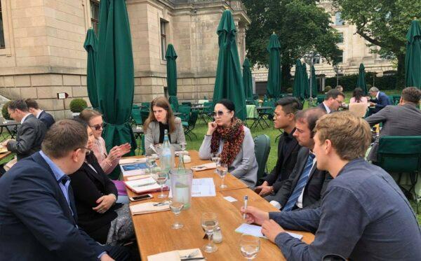 Фундація «Відкритий Діалог» обговорювала в Бундестазі політичну ситуацію і права людини в Казахстані і Молдові