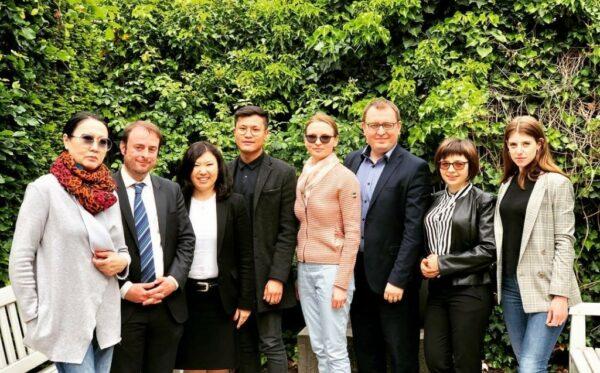 Політична ситуація і права людини в Казахстані і Молдові – Фундація «Відкритий Діалог» в Бундестазі