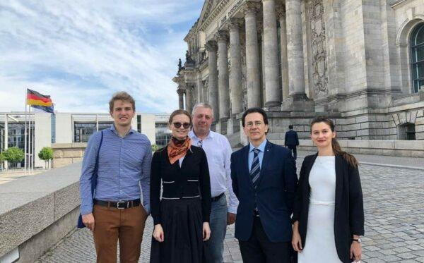 Щорічна сесія ПА ОБСЄ в Берліні: делегація обговорює загрозу демократії в Молдові, а також громадянські свободи і права людини в Казахстані