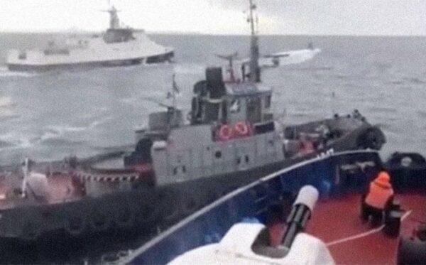 Звернення громадських організацій із приводу свавільного блокування Російською Федерацією доступу до Азовського моря та взяття в полон 23-х українських військовослужбовців