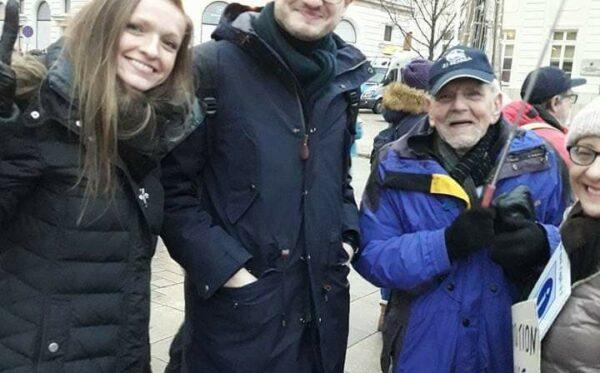 Керівник організації Russie-Libertés Алексіс Прокоп'єв відвідав Варшаву