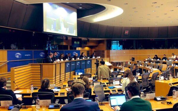Європейський парламент обговорив проблему нападів на адвокатів та правозахисників