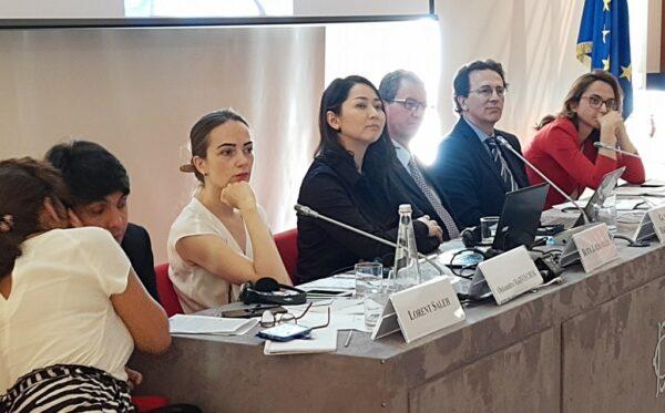 Фундація та FIDU в італійському парламенті стосовно введення Закону Магнітського