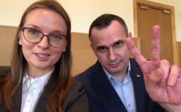 Олег Сенцов шле вітання та подяку полякам
