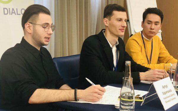 «Чи існують загрози Україні з боку Китаю та як їх мінімізувати?» — дискусія в Києві