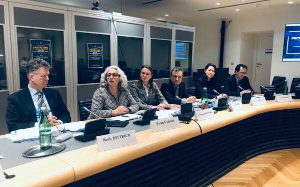 Фундація виступила співорганізатором додаткового заходу на 19-му зимовому засіданні Парламентської Асамблеї ОБСЄ у Відні
