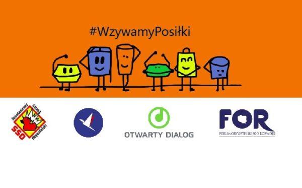 Кампанії #PosiłekDlaLekarza та #WzywamyPosiłki об'єднуються!