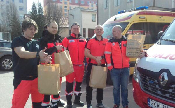 Збір коштів для кампанії #PosiłekDlaLekarza перевищив півмільйона злотих!