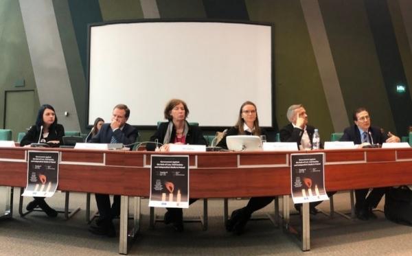 Верховенство права, свобода ЗМІ та незалежність НУО в Польщі – 4-денна місія до Страсбурга