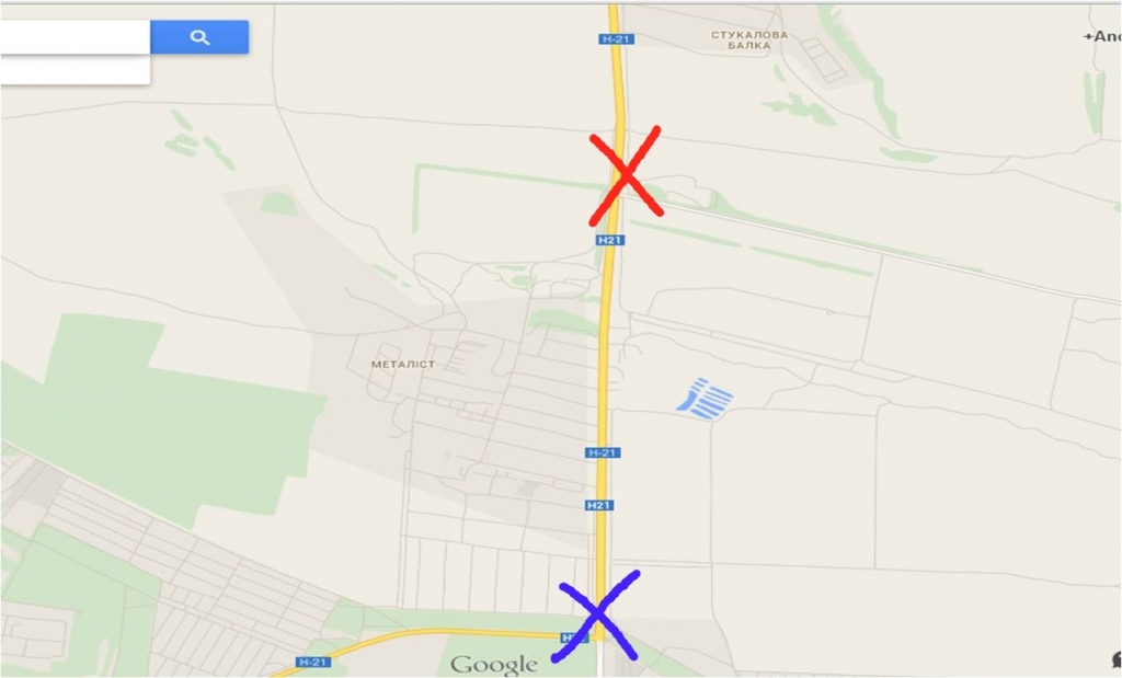 Джерело: google.maps