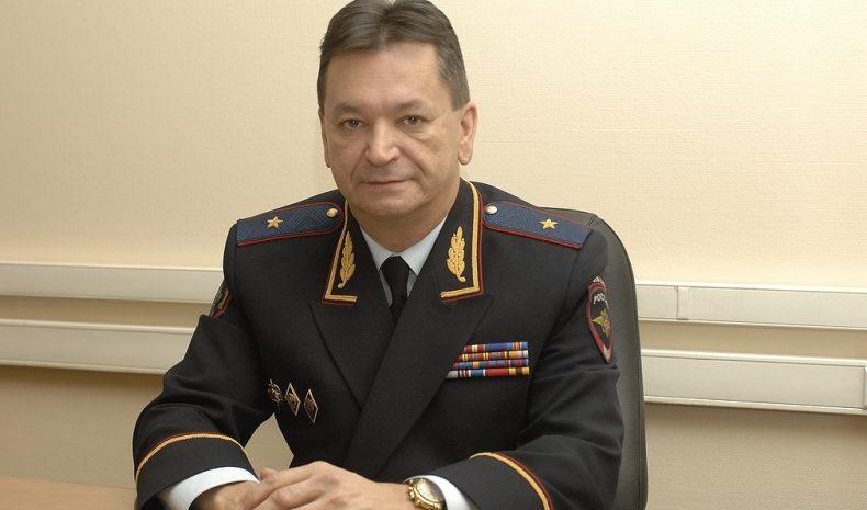 Олександр Прокопчук. Фото – МВС РФ. Джерело: helsinki.org.ua