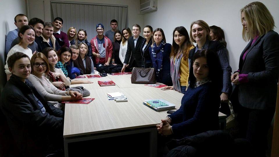 Зустріч з Тетяною Шевчук та Віктором Нестулею, Transparency International Ukraine
